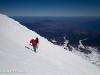 Chile ski trip: Villarica volcano
