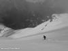 Location: Fredarola, Pordoi, Dolomites - Rider: Alberto De Giuli