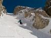 Location: Sass Pordoi, Dolomites - Rider: Alexander Fianke