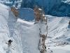 Location: Sass Pordoi, Dolomites - Rider: Ivan De Zordi