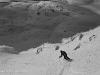 Location: Lagazuoi, Dolomites - Rider: Giorgio Manica