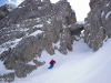 Location: Sella, Val de Litres, Dolomites - Rider: Nicholas Miles