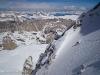 Location: Sella, Dolomites - Rider: Alberto De Giuli