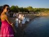Baptism at Vatsa beach, Kefalonia
