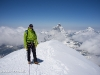 Monte Rosa tour, West Breithorn 4164 m