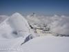 Monte Rosa tour, Est Breithorn 4141 m